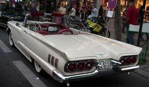image: classic car