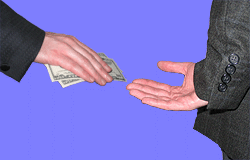 image: Corruption /hands 